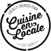 Cuisine en Locale