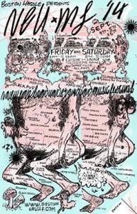 9/5 & 9/6! New England Underground Music Festival! @ Cuisine en Locale | Somerville | Massachusetts | United States