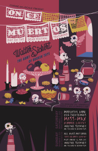 ONCE Muertos! Starring Walter Sickert and the Army of Broken Toys - Saturday @ Cuisine en Locale | Somerville | Massachusetts | United States