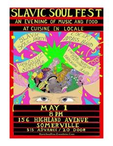 Slavic Soul @ Cuisine en Locale | Somerville | Massachusetts | United States