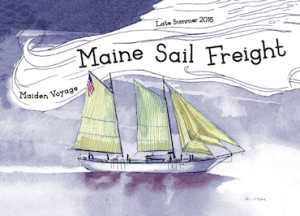 Sail Away: Maine Sail Roundtable @ ONCE @ Cuisine en Locale | Somerville | Massachusetts | United States